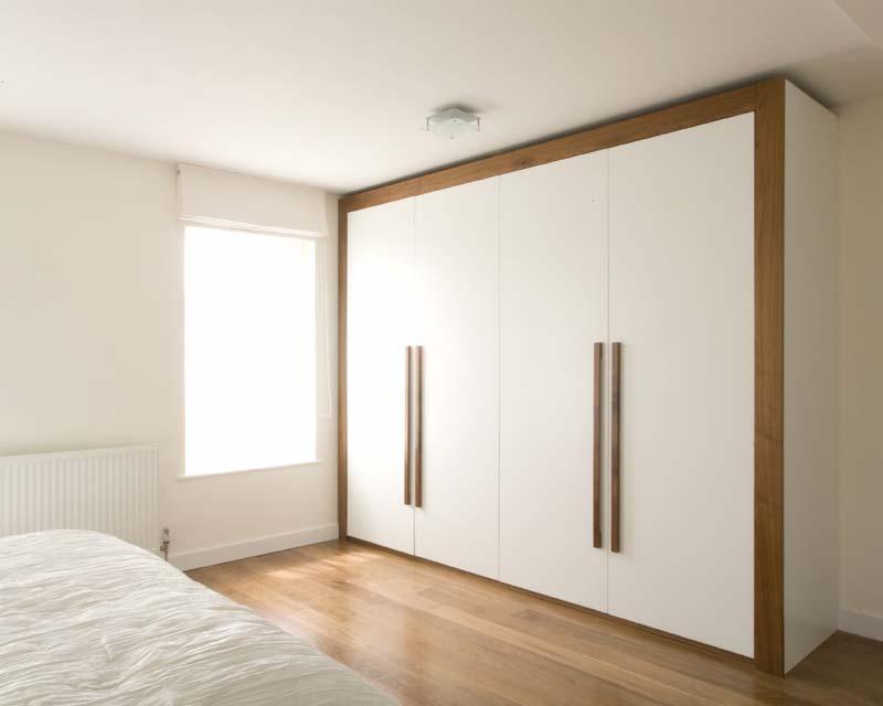 Tủ quần áo sang trọng cho phòng ngủ