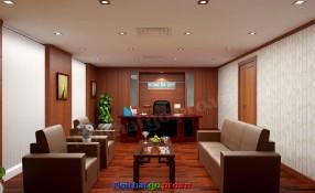 Thiết kế Nội Thất Văn Phòng Sông Đà