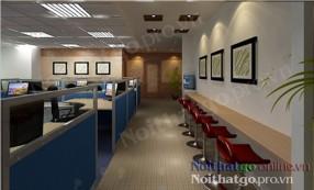 Thiết kế nội thât văn phòng HoangMaiFoot