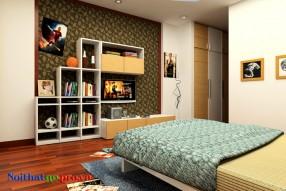 Giường cưới gỗ công nghiệp MFC101-325