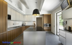 Tủ bếp Laminate LK 111